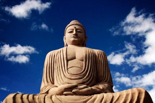 Buddha Statue at Bodhgaya